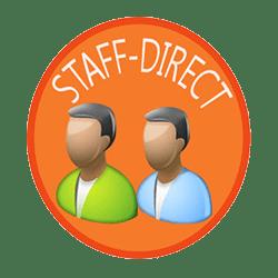 Staff Direct Logo